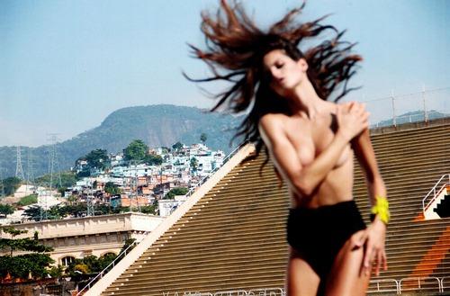 Izabel Goulart Muse Magazine Spring 2012 (2)
