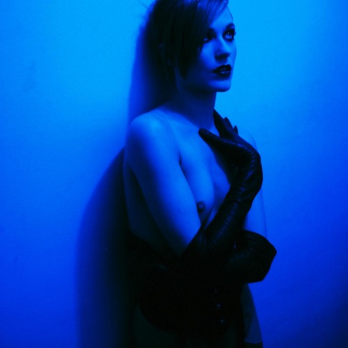 Evan Rachel Wood - Marilyn Manson Photoshoot
