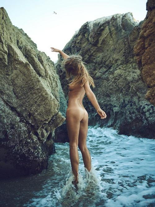 Marisa Papen - Nude photoshoot by Stefan Rappo (2)