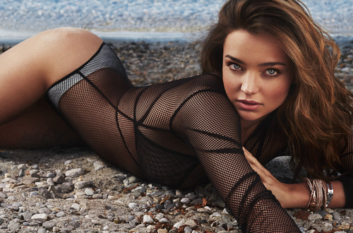 Miranda Kerr - Elle Spain May 2014 PS (5)
