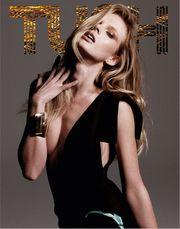 Anne Vyalitsyna - Tush Magazine spring 2011
