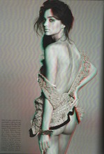 Miranda Kerr Topless and Bare Ass for Vogue Italia 06