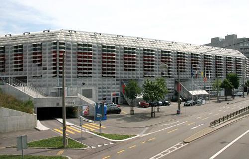 St.Jakob Stadium