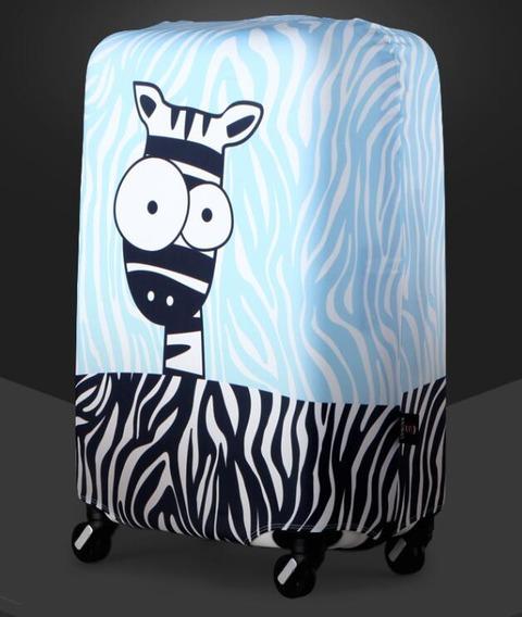 スーツケースカバー2