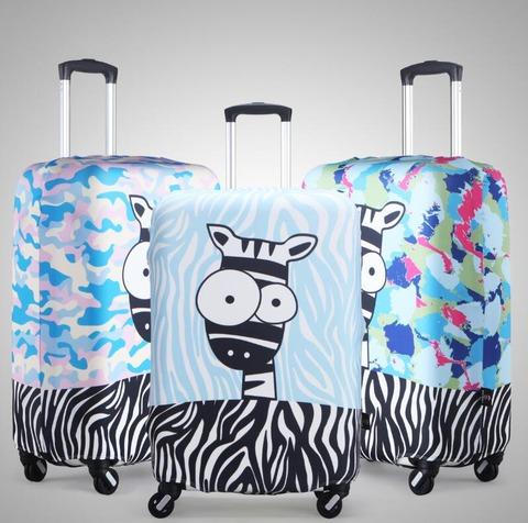 スーツケースカバー1