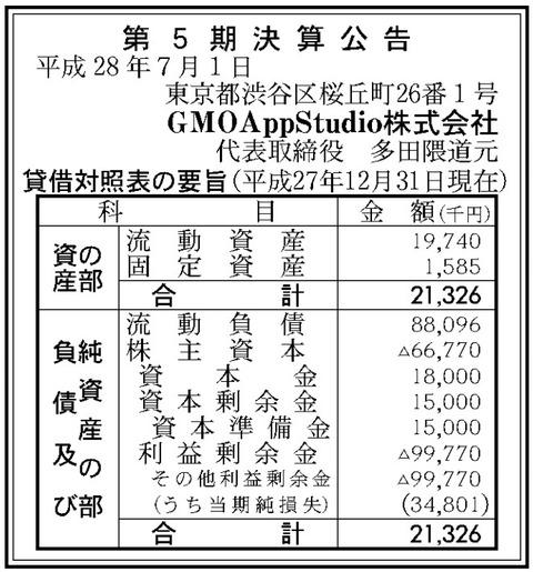 GMOApps