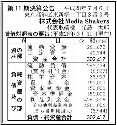 Media Shakers