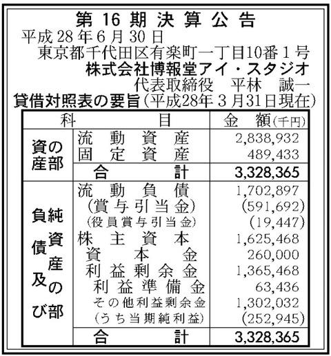 博報堂アイスタジオ