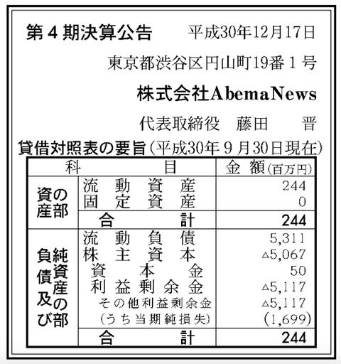 AbemaNews