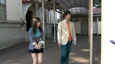幽かな彼女 第3話-12