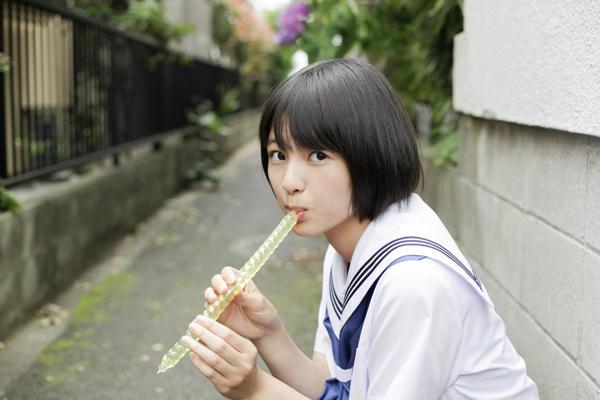 GALLERIA-アイドル動画・画像館   吉川日菜子 | 「ポチっ」が話題、 おはガールちゅ!ちゅ!ちゅ! 吉川日菜子 の画像