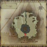マップ:イプス橋→レラン畑