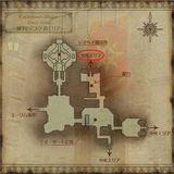 マップ:ビスク西→ビスク北西