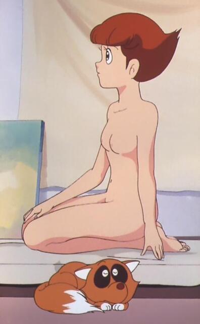 ワイ「エスパー魔美?ああお色気漫画のw アニメ見てみよw」ムクムク【エロアニメ:にゅーもふ】