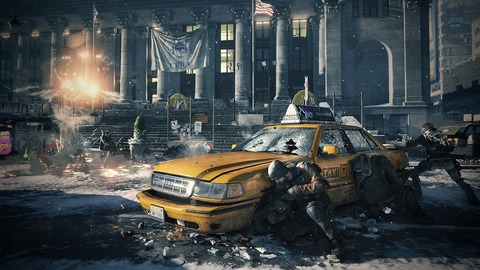 Tom Clancy's The Division SS2