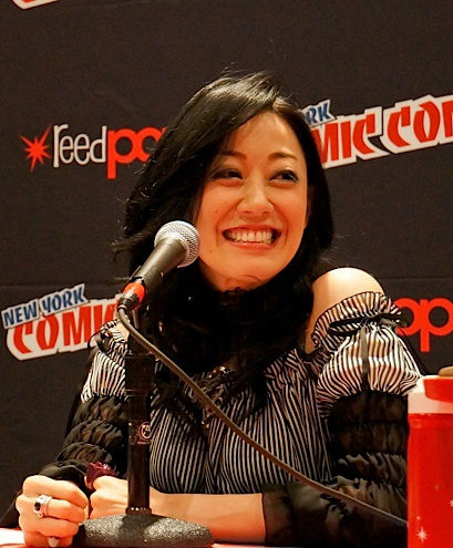 Yuu_Asakawa_at_New_York_Comic_Con