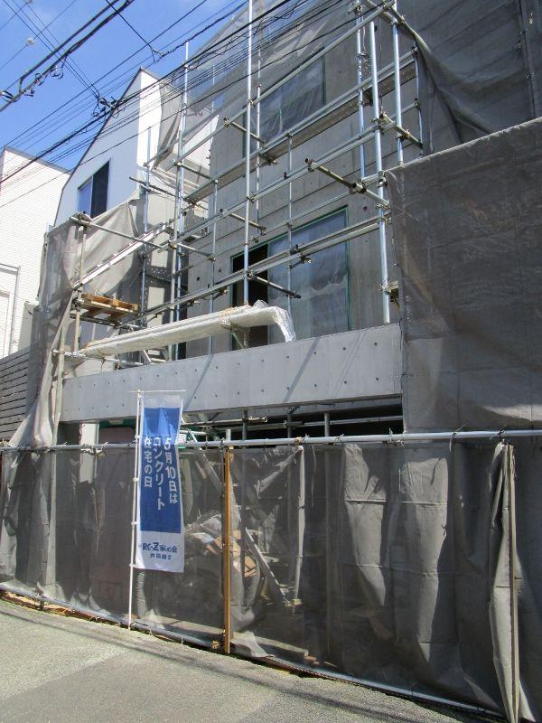 コンクリート住宅の日豪徳寺IMG_3450 (800x600) (2)