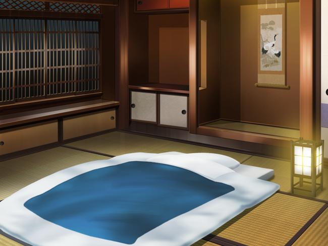 【東方】幻想郷を旅行する予定なんですけど泊まれる場所は人里しか無いですか?