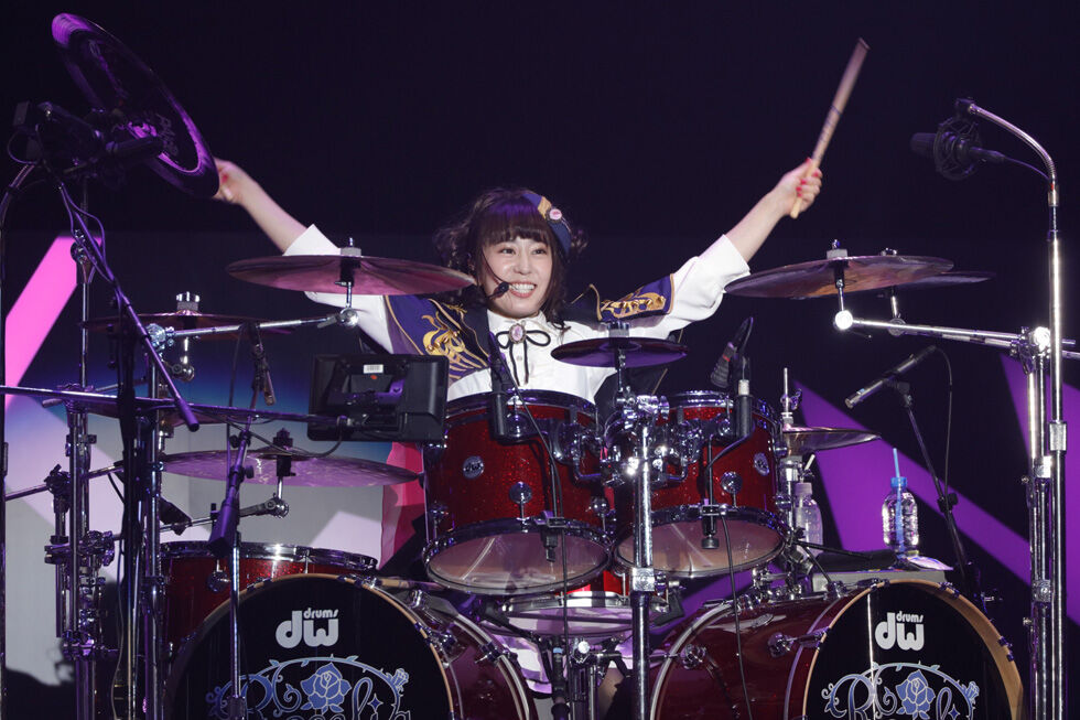 桜川 めぐ ドラム