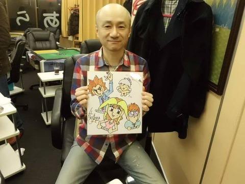 【漫画家】「スーパーヅガン」の片山まさゆき氏 新コロ感染…早く良くなって下さい!!【麻雀漫画家】