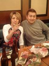 YOFFYさん&長谷川さん!