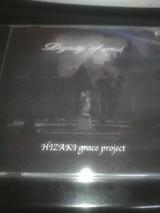HIZAKI grace project 音源!