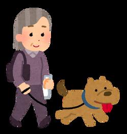 pet_dog_sanpo_obaasan