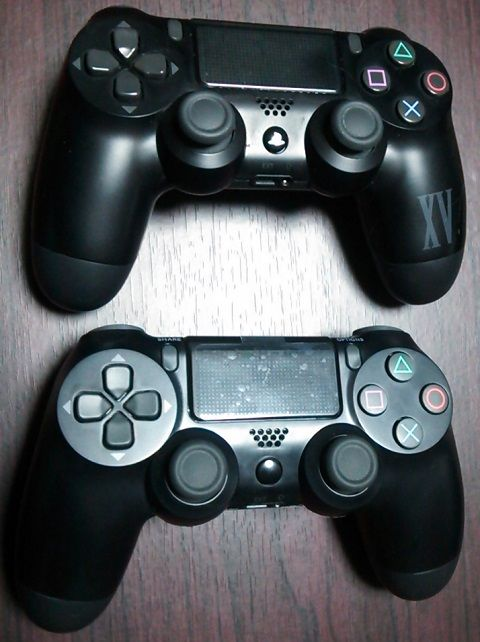 PS4リモートコントロール2 (3)