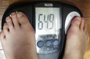 20200229  体重