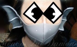 マスク アマビエ0