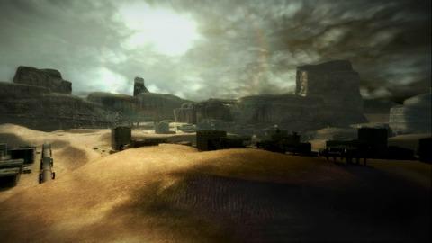 ACV砂漠ステージ
