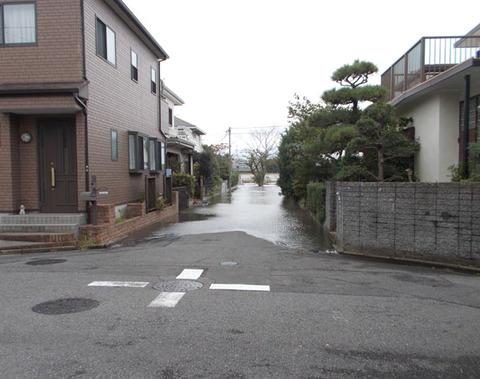 台風26号後-1