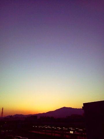 yurutetsu_ebina_sunset