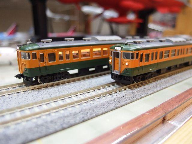 TOMIX 113 新旧