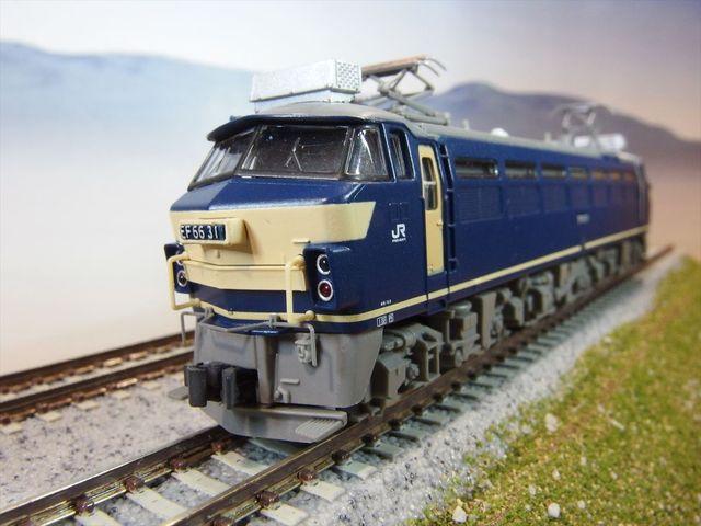 EF66 JR貨物新