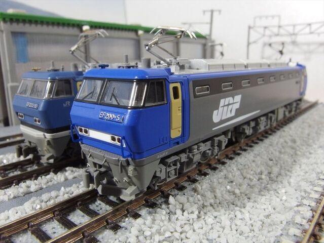 EF2001