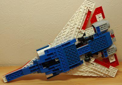 LEGO 可変後退翼機 裏_R