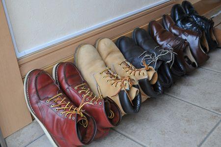 1-1靴の虫干し_R