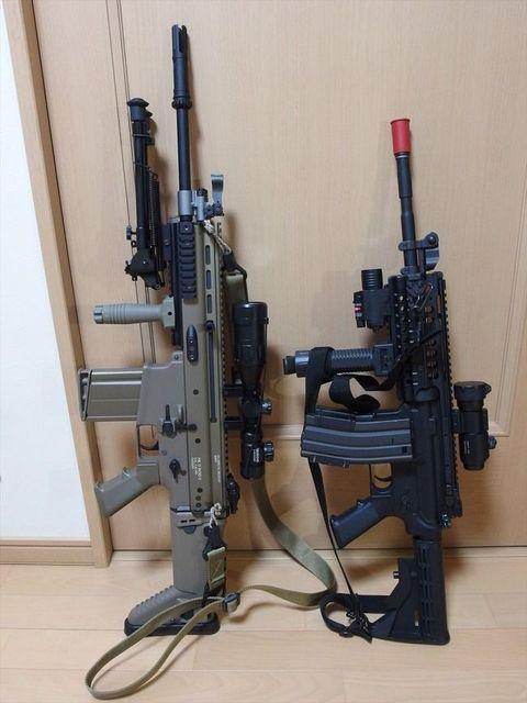マルイSCAR M42