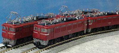 2 KATO TOMIX ED75_R