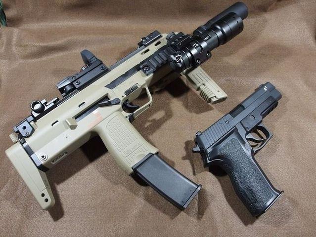 mp7a1 P226