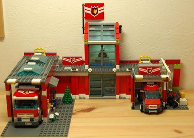 LEGO 消防署 収納_R