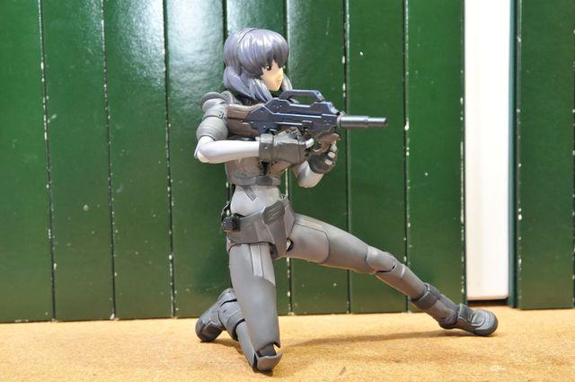 少佐ライフル