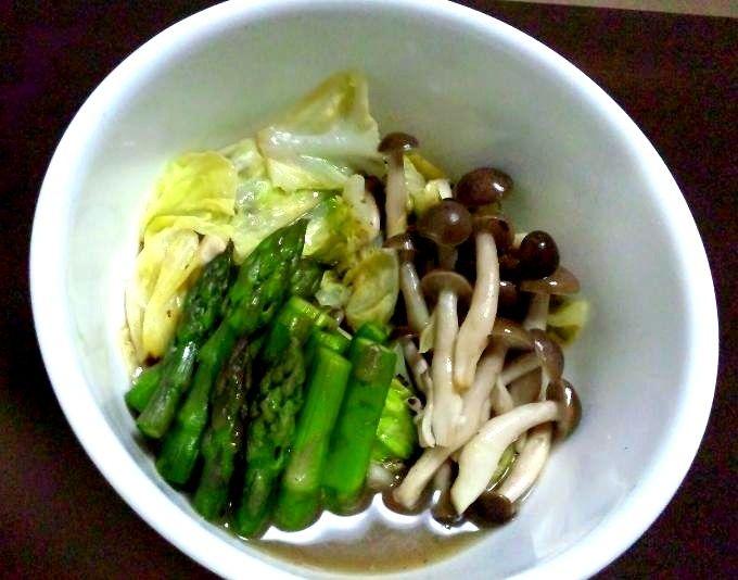 野菜ソテー