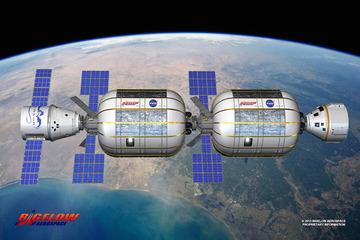 民間の宇宙ステーション「スペース・コンプレックス」