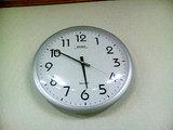 三春那須益子さんの時計