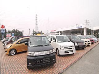 秋元自動車新規開店