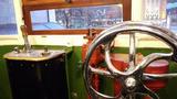 ケーブルカー運転席