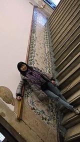 階段のアズレージョ