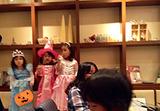 ハロウィンの子どもたち